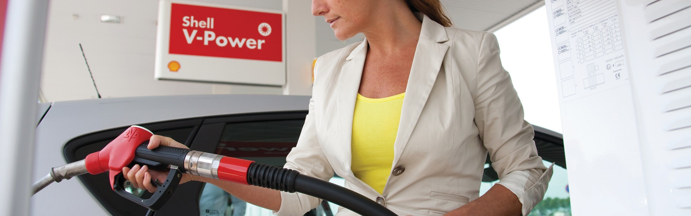 ¡Consigue el doble de puntos con Shell V-Power!